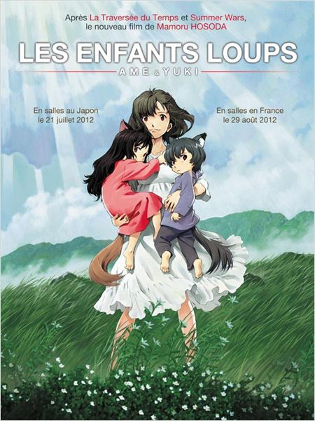 Les Enfants Loups, Ame & Yuki [FRENCH BDRiP]