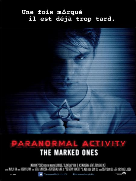Paranormal Activity: The Marked Ones ddl