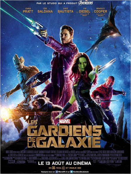 Les Gardiens de la Galaxie ddl