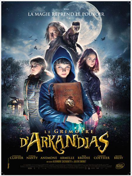 Le Grimoire d'Arkandias ddl