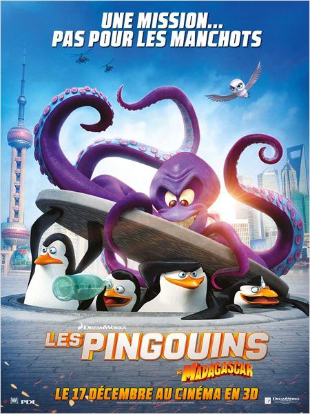Les Pingouins de Madagascar ddl