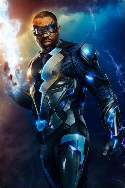 Black Lightning Review Jefferson Pierce Cress Williams