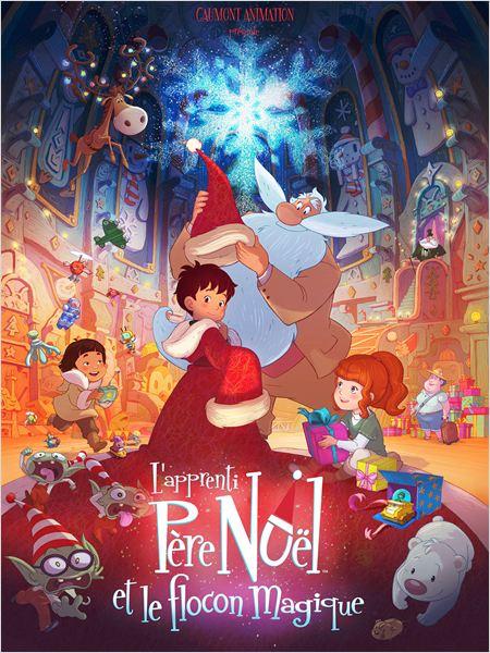 L'Apprenti Père Noël et le flocon magique ddl