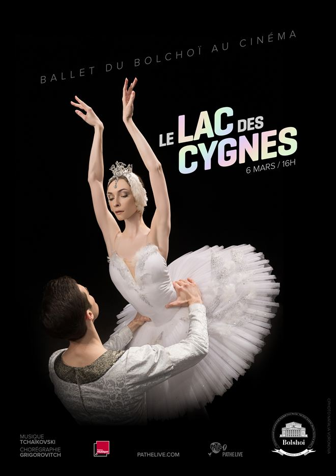 Le Lac des cygnes (Ballet du Bolchoï)