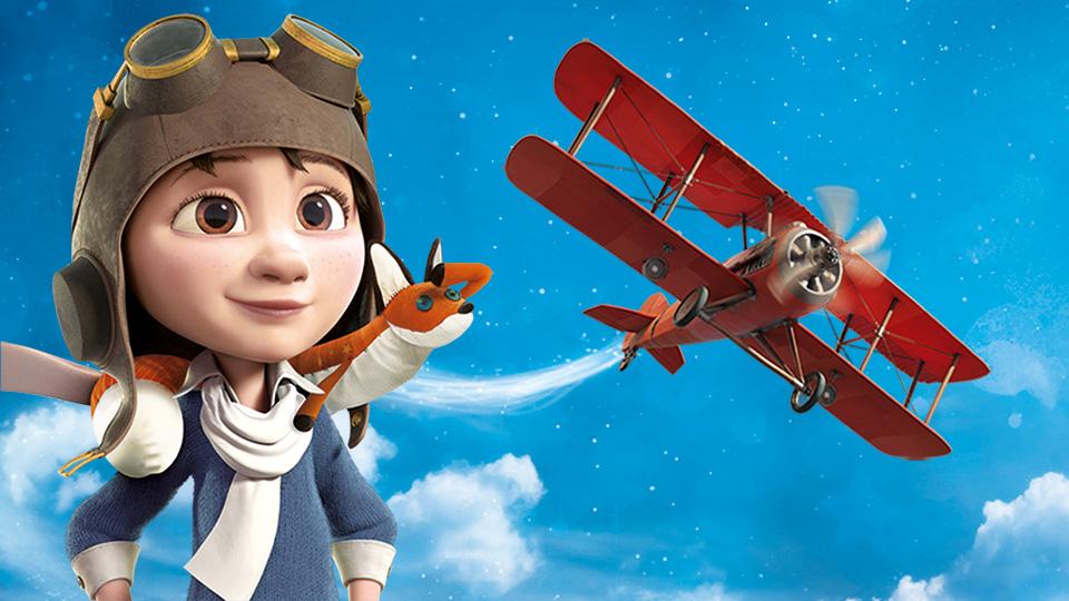 Bande annonce 1 VF de Le Petit Prince (2015) au Vitré