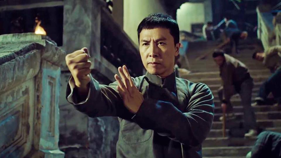 Ip Man 3 Trailer - Box Office Buz